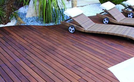 Pavimenti in legno da esterni